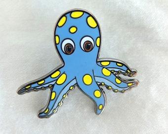 Octopus Stick Pin