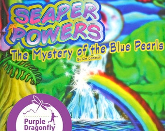 Seaper Powers:  The Mystery of the Blue Pearls Book