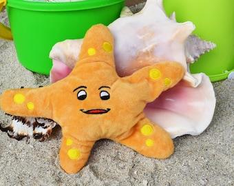 Steve - the Starfish Stuffed Animal