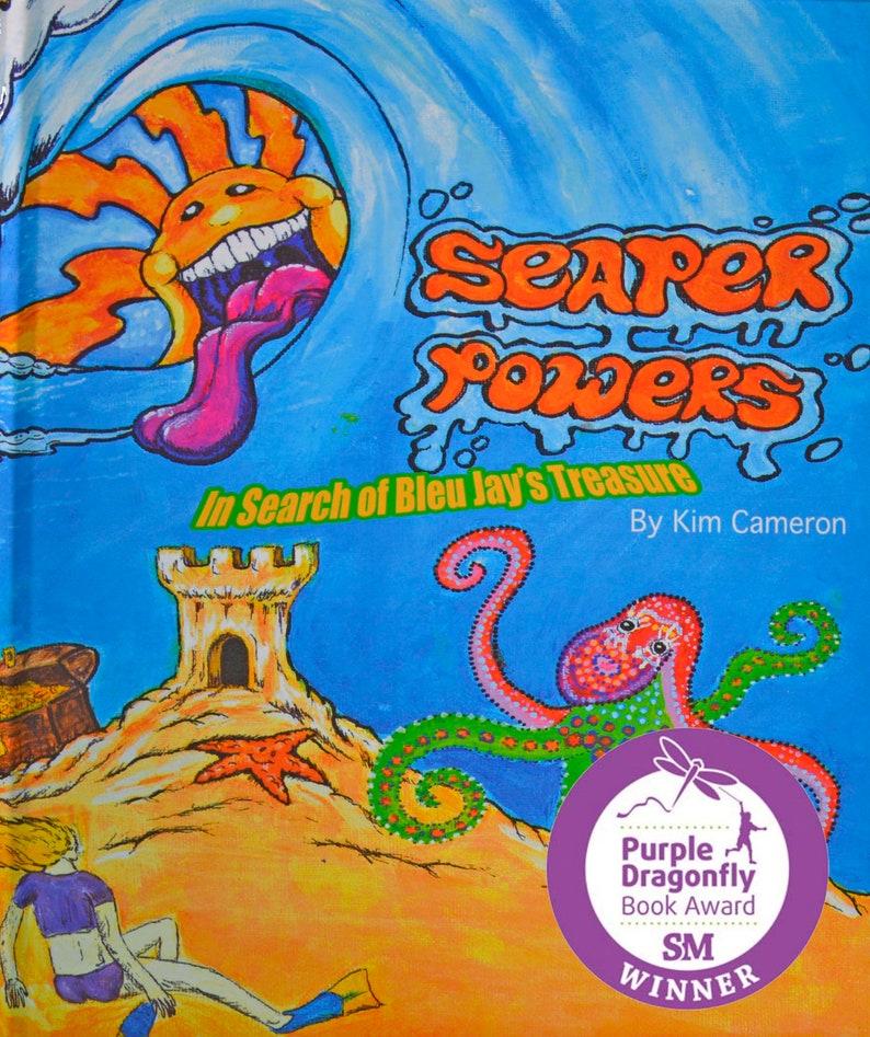 Seaper Powers:  In Search of Bleu Jay's Treasure image 0