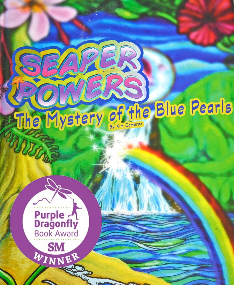Seaper Powers:  The Mystery of the Blue Pearls image 0