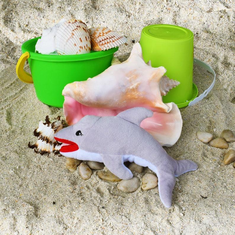 Daphne the Dolphin Plush Toy image 1