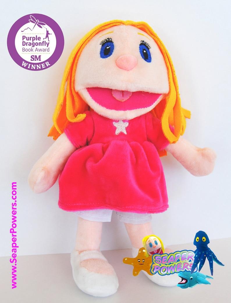 Emma  the Plush Toy image 0