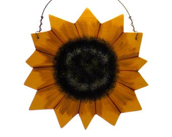 Sunflower, Sunflower Finds, Sunflower Trends, Sunflower Ornament, Sunflower Decor, Christmas Ornament, Summer Trends, Summer Finds