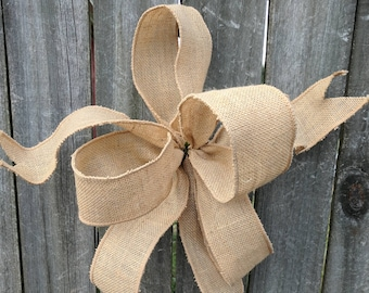 Wired Wreath Bows