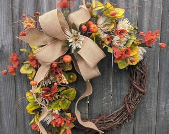 Fall Wreath, LIMITED EDITION