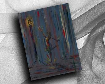 Rain Dance - print