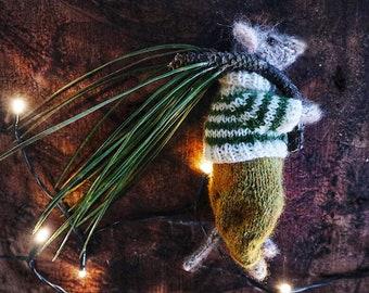 RATTY Knitting Pattern
