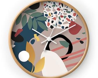 Horloge ABSTRACT