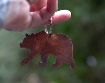Bear Totem KeyChain