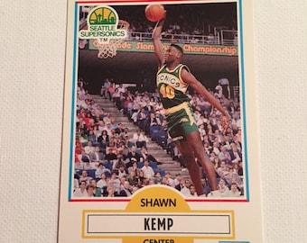 63ea0bbcb775a Shawn kemp rookie   Etsy