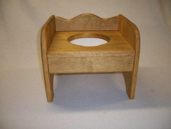 Ordinaire The Little Denver Wooden Potty Chair | Etsy