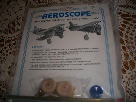 Clarity Glass Design Aeroscope Kaleidoscope Kit