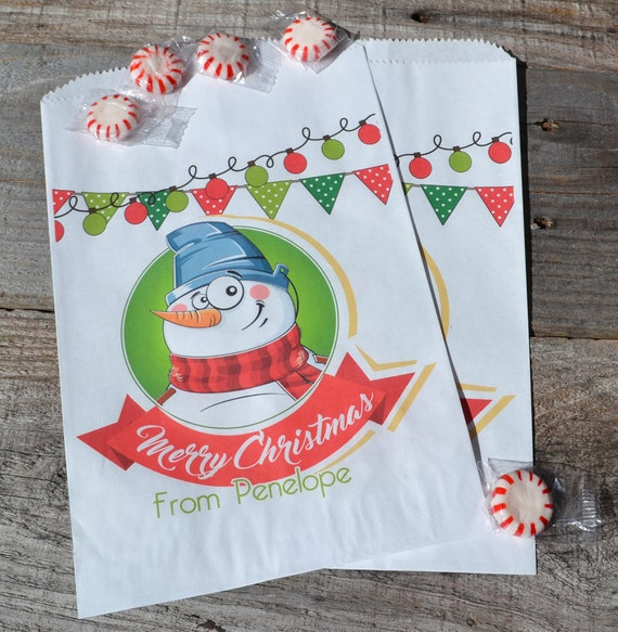il_570xn - Christmas Candy Bags