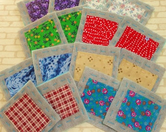 Felt and Fabric Memory Game
