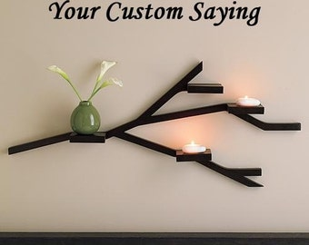 Wall Lettering Custom Saying Personalized Vinyl Words Decal