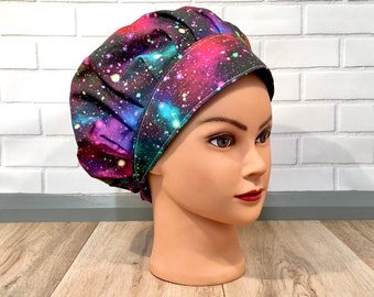 Bouffant Scrub Hats
