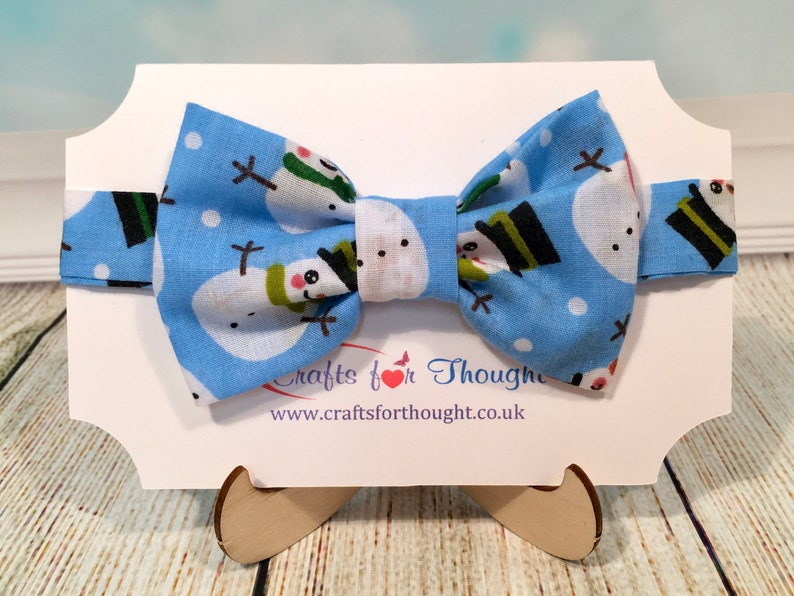 Bow tie tie boys girls celebrate wedding Christmas image 0