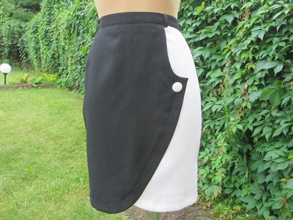 Mini Skirt / Short Skirt / Skirt Vintage / Pencil