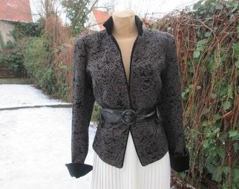 Womens Jacket / Size EUR46 / UK18 / Lining / Mandarin Collar