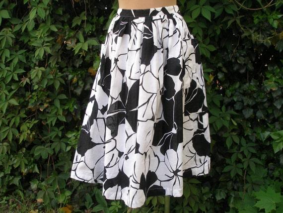 Linen Skirt Pockets / Cotton Skirt Pockets / Full