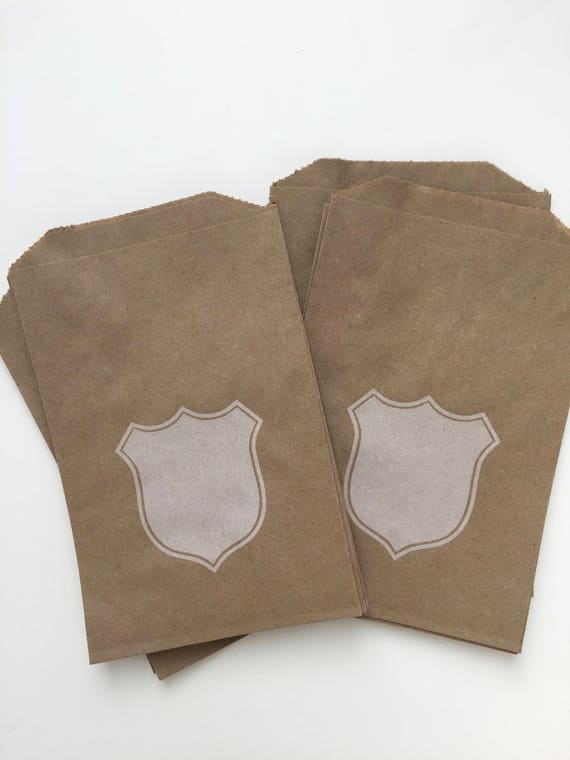 Kraft paper gift bags valentine's day treat bags Middy bitty bags kraft paper treat bags candy buffet bags birthday bags favour bags sacks