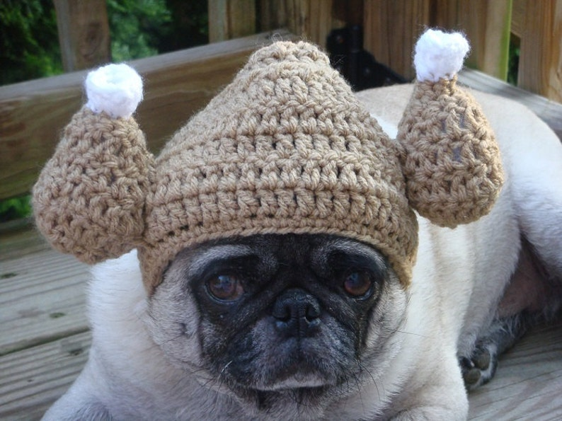 GOBBLE GOBBLE Turkey Hat   Dog Hat   Made To Order  e86607aaaaf0