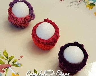 Egglicious Cozy Crochet Pattern