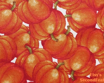 Pumpkin Harvest - Joann - 100% Cotton Fabric - 1 Yard - more for one cut