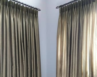 Pleated Panels - French , X-Pleat, Euro , Pencil, Goblet Starting at...