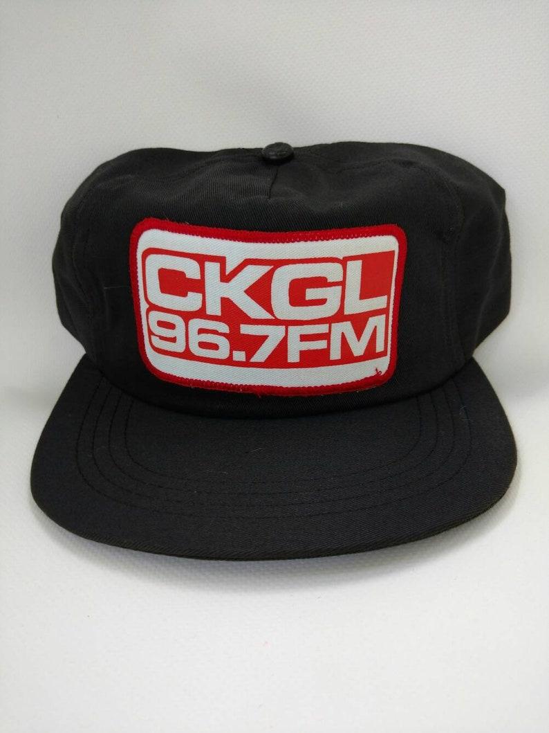 CKGL 967 FM Trucker Hat Baseball Cap Retro Vintage Radio