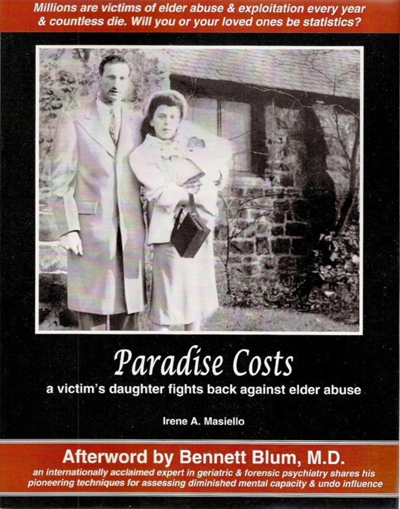 Paradise Costs-A Victim's Daughter Fights Back against image 0