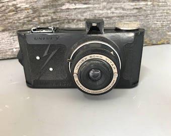 1930's Vintage Univex Uniflash Camera