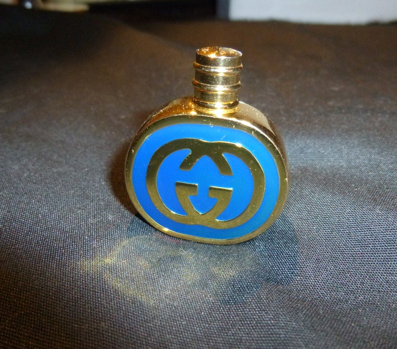 cc06a72973bd0 Authentic GUCCI Perfume Bottle Vintage GUCCI Rare GUCCI New Old Stock