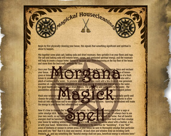 Magickal Housecleaning