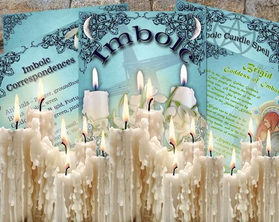 Imbolc Candlemas Sabbat 5 Pages