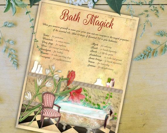 Bath Magick