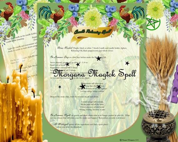 Lammas Magick Spell