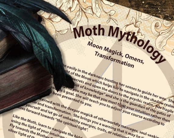 Moth Mythology