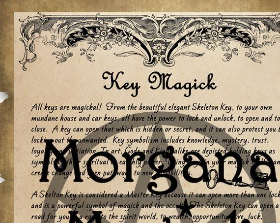 Key Magick