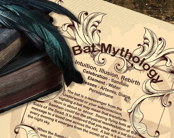 Bat Mythology