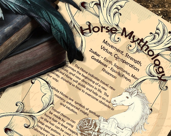 Horse Mythology