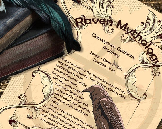 Raven Mythology