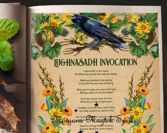 Lughnasadh Invocation
