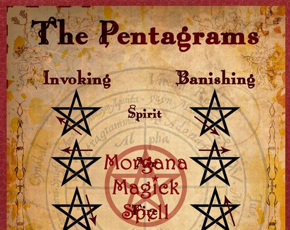 The Pentagrams