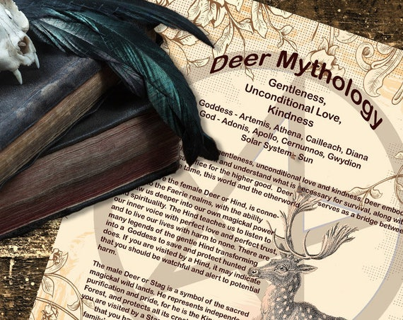 Deer Mythology