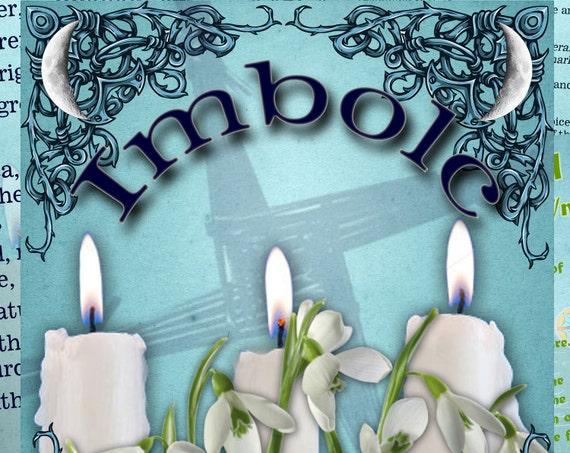 Imbolc Candlemas Sabbat