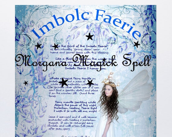 The Imbolc Faerie