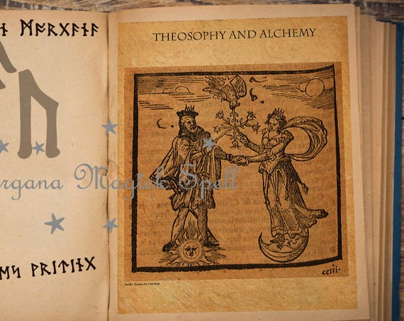 Theosophy and Alchemy