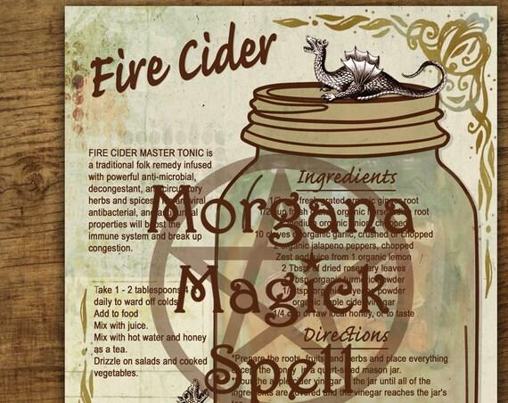 Fire Cider Recipe